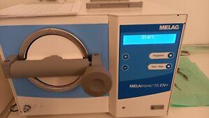 Melag autoklav Melatronic 15EN+ 2Jahre mit Rechnung & Restgrantie v. Hersteller