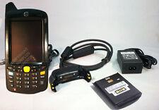 Motorola Mc659B-Pb0Bab00100 Mc65 Numeric 1D 2D Barcode Scanner Att Verizon Gps