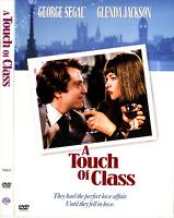 A Touch of Class (DVD, 2002) George Segal, Glenda Jackson, Sorvino; Melvin Frank
