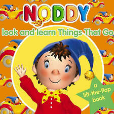 """AS NEW"" Blyton, Enid, Noddy Look and Learn (7) – Things That Go (Noddy Look & L"