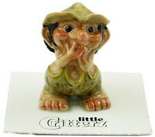 "LC829 - Little Critterz  - Troll   ""Giggles"" (Buy any 5 get 6th free!)"