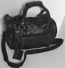 Brand New genuine Leather Messenger/Shoulder Bag Cross body camera patchwork bag