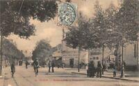 CPA   -DIJON - Boulevard de la Trémouille - Côte-d'Or