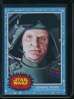 2020 Topps Star Wars Living Set #94 General Veers SP The Empire Strikes Back