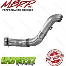 "MBRP 4"" Turbo Downpipe For 2011-2014 Ford F250 F350 Super Duty 6.7L Powerstroke"