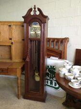 Hermle Black Forest Grandmother Clock Lot 319