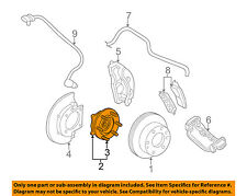 GM OEM-Front Wheel Hub 15946733