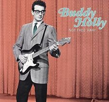 BUDDY HOLLY: NOT FADE AWAY - OPUS COLLECTION STARBUCKS DIGIPAK CD! MINT!