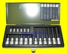 Proxxon 23100 Spezialsatz für Innensechskantschrauben 18-teilig