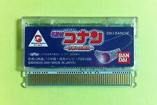 DETECTIVE CONAN Yugure no Oujo WonderSwan Color WS WSC Wonder Swan JAPAN USED