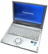 "Incomplete Panasonic ToughBook CF-C1 12.1"" Laptop i5-2520M 2.50GHz 2GB RAM 2AKSA"