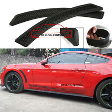 Side Fender Scoop Air Wing Trims Vent Cover For Ford Mustang Fusion Focus Mendeo
