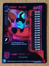 ZARBON THE EVIL LV4 [Light Play] VI28 Promo Dragon Ball Z Ccg Tcg Dbgt Score