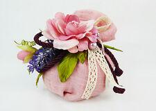 Bomboniera Sacchetto Rosa Grande Pick Fiore Lavanda Wedding matrimonio