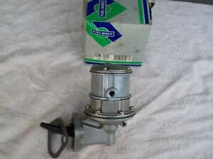NEW FORD XF FALCON, FAIRMONT, ZL FAIRLANE, FE LTD FUEL PUMP TO SUIT THE 2V CARB