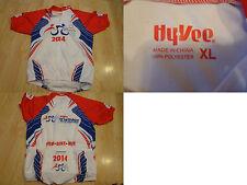 Women's Hyvee XL Yr 2014 Triathlon Biking Cycling Jersey