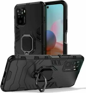 Coque Etui Housse Magnétique Ring Case Cover Xiaomi Redmi Note 10 / Note 10S