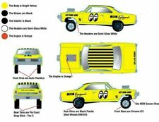 M2 Machines Mooneyes 1967 Nova Gasser 1:64 Hobby Exclusive PRE-ORDER