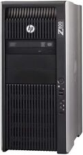 HP Z800 SERVER WORKSTATION Gehäuse inkl Netzteil Mainboard CPU Kühler