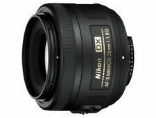 Objectifs fixes Nikon pour appareil photo et caméscope