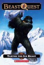 Tartok The Ice Beast (Beast Quest), Blade, Adam, Good Book