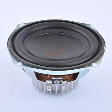 """2pcs 5""""inch 6ohm 6Ω 60W NdFeB magnetic speaker Subwoofer horn loudspeaker For MK"""