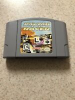 Star Wars Racer Episode I - Authentic N64 Nintendo 64 Game-Tested