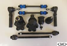 Fit 2000-2003 Chevrolet Silverado 1500 (2WD) Ball Joints Tie Rods Sway Bar Links