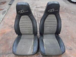 "SIEGES PORSCHE 924 ""JUBILE"" FERRY PORSCHE SEATS"