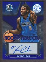 2012-13 Totally Certified Rookie Roll Call Auto Blue #75 Jae Crowder 092/199