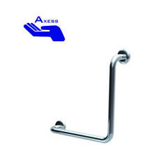Axess Ambulant Toilet Grab Rail Safety Rail Stainless Steel