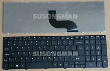 New For Acer Aspire 5741ZG 5742 5742G 5742Z 5742ZG 5745 5745DG Keyboard Black UK