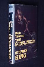The Dark Tower: The Gunslinger, by Stephen King, 2nd edition, 1984, HC DJ, Grant
