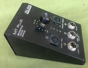 Microphone Tester Station ALAN MT PLUS