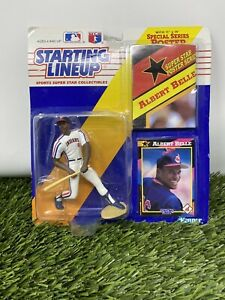 Starting Lineup Albert Belle 1992 action figure rare Special Free Shipping🔥⚾️