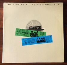 The Beatles At The Hollywood Bowl First Pressing & Demonstration Copy Very Rare