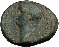 Germanicus Julius Caesar father of Caligula  Sardes Ancient Roman Coin i56076