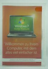 Microsoft Windows 7 Home Premium 32 Bit SP 1 Vollversion Deutsch GFC-02025
