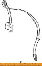 FORD OEM Front Seat Belt-Assy Right FL1Z78611B08AC