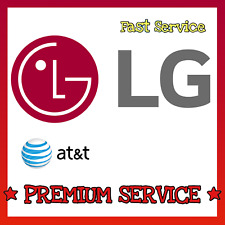 LG UNLOCK CODE SERVICE FOR AT&T & ALL OTHER GSM CARRIER WORLDWIDE