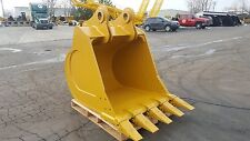 "New 48"" Heavy Duty Excavator Bucket for a Caterpillar 330B Linkage"