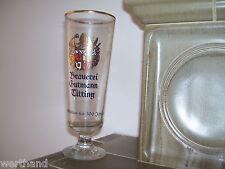 Gutmann Weiß - oder Weizenbier Glässer Glas Brauerei  seit 300 Jahren