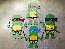 Teenage Mutant Ninja Turtles Handmade Die Cuts