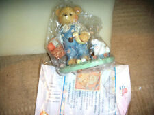 Cherished Teddies ~# 103799 Donald Free Ship