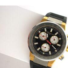 Salvatore Ferragamo F55020014 Rose Swiss Chronograph Stainless F-80 Watch