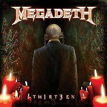 Th1rt3en von Megadeth   CD   Zustand sehr gut