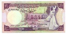 Syria  Siria   10  pounds  1991     FDS  UNC    Pick 101 e    lotto 3535