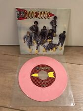 "ME FIRST & THE GIMME GIMMES STEVIE 7"" COLOR VINYL PINK 1/2450 NOFX RANCID"