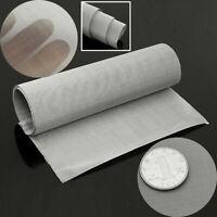 Drahtgewebe Edelstahl Insektenschutz Filter 0,150mm 150µm  //// bis zu 200x60cm