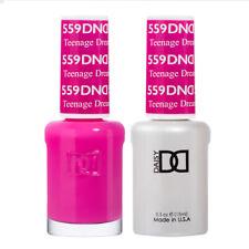DND Daisy Duo Gel W/ matching nail polish lacquer - TEENAGE DREAM - 559